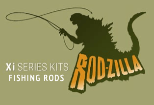 Rod-Zilla Fishing Rod Kits